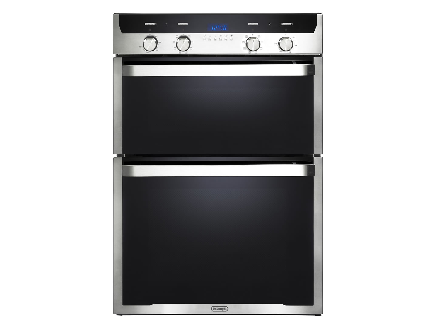 Delonghi 60cm Multi Function Double Wall Oven Buy Online