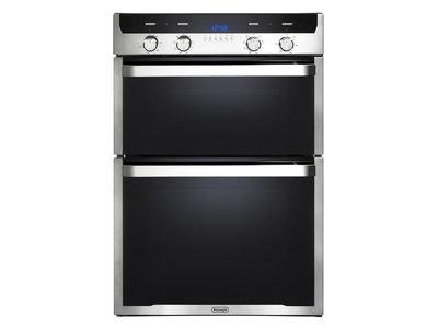 Delonghi 60cm Multi Function Double Wall Oven Buy Online