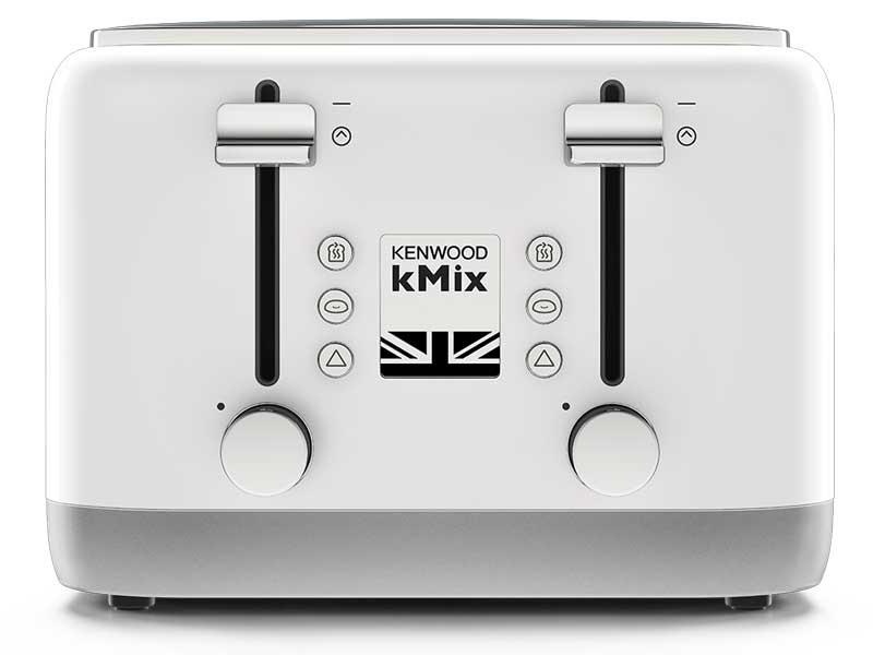 kenwood kmix 4 slice toaster white buy online. Black Bedroom Furniture Sets. Home Design Ideas