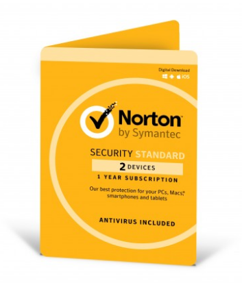 norton security standard 3 0 1 user 2 devices 1 year buy online heathcote appliances. Black Bedroom Furniture Sets. Home Design Ideas