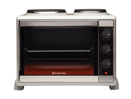 Russell Hobbs Compact Kitchen Toaster Oven - Buy Online - Heathcote Appliances