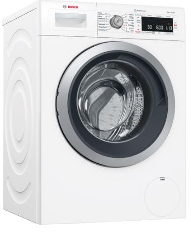 bosch 9kg front load washing machine white buy online. Black Bedroom Furniture Sets. Home Design Ideas