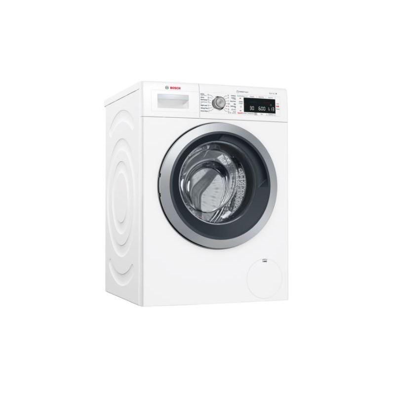Bosch 9kg Front Load Washing Machine - White - Buy Online ...