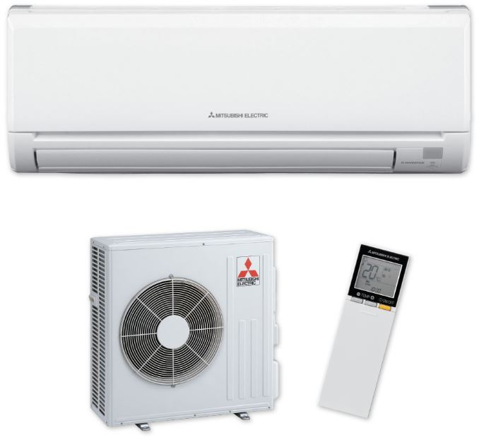 Mitsubishi Heat Pump Reviews Pictures