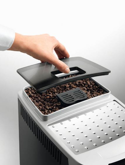 delonghi magnifica automatic coffee machine manual