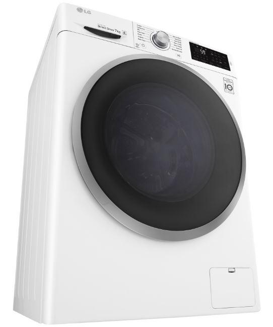 lg 7kg front load washing machine buy online heathcote appliances. Black Bedroom Furniture Sets. Home Design Ideas