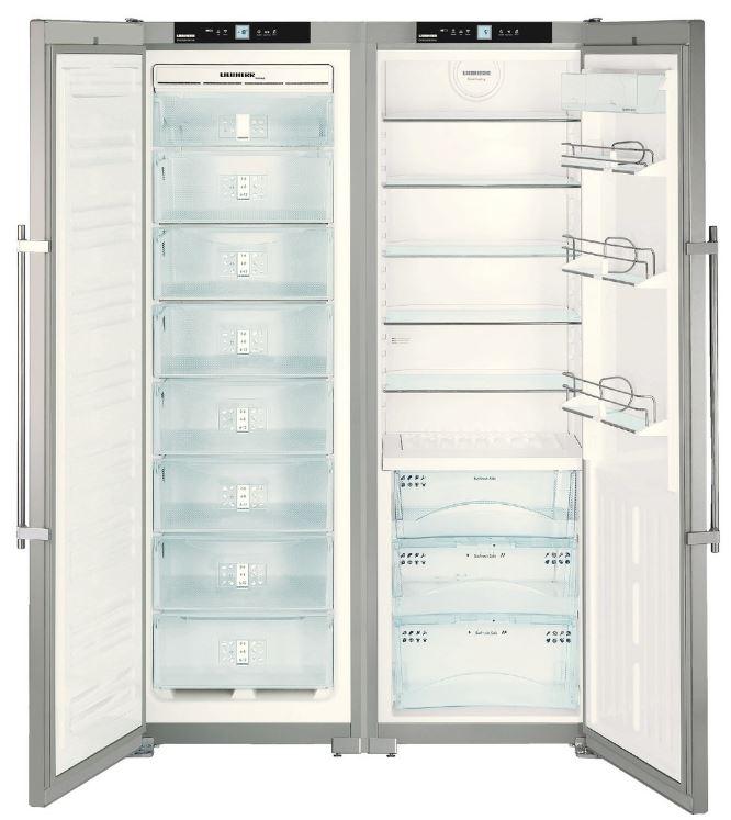 Liebherr 709l Side By Side Fridge Freezer Buy Online
