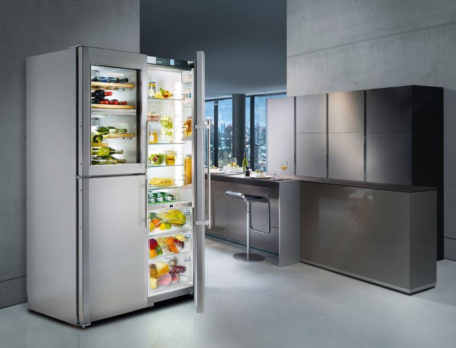 Liebherr 698l Side By Side Vinidor Fridge Freezer Buy