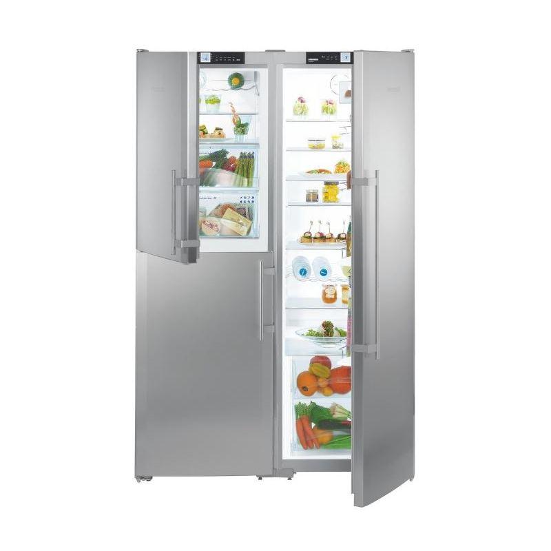 Liebherr 726l Side By Side Fridge Freezer Buy Online