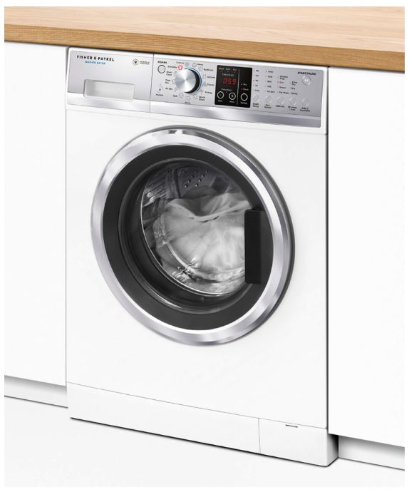 Fisher Amp Paykel Washer Dryer Combo 8 5kg 5kg Buy Online