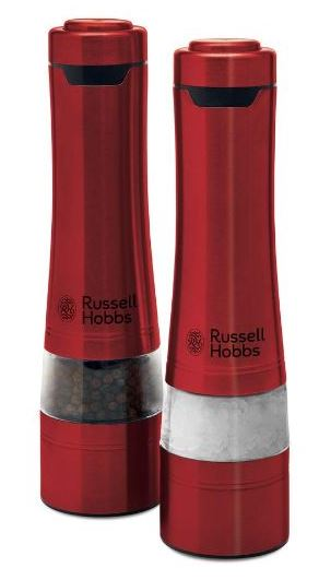 russell hobbs salt and pepper mills electric instructions