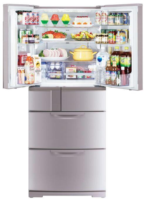 Mitsubishi 574l Multi Drawer Refrigerator Buy Online