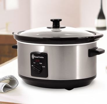 Russell Hobbs Slow Juicer : Russell Hobbs 3.5L Slow Cooker - Buy Online - Heathcote Appliances