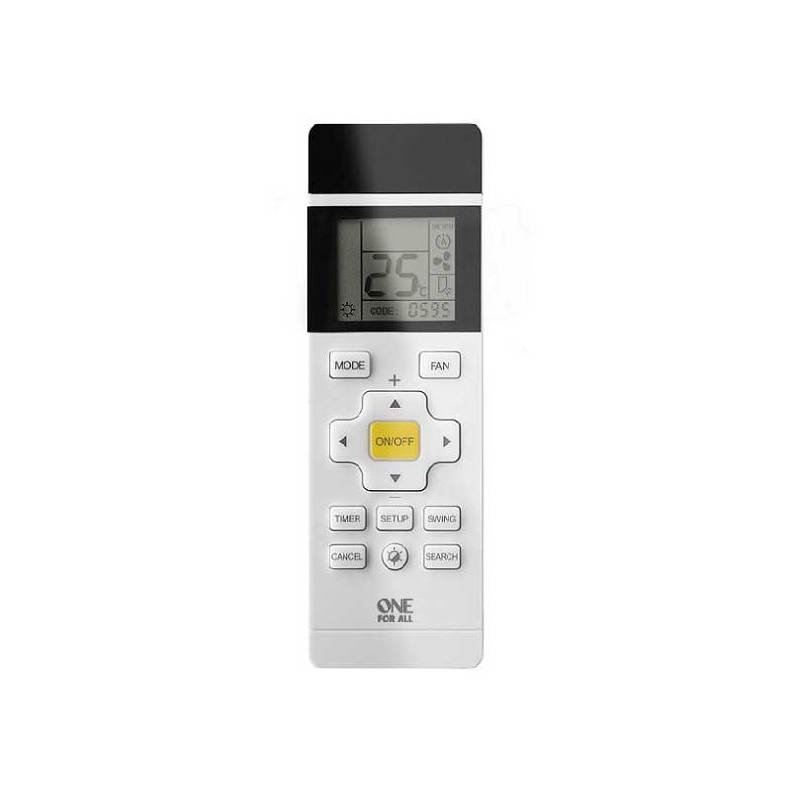 One For All Contour TV Remote Universal Remote