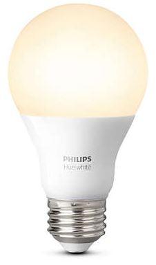philips hue white single bulb e27 buy online heathcote appliances. Black Bedroom Furniture Sets. Home Design Ideas