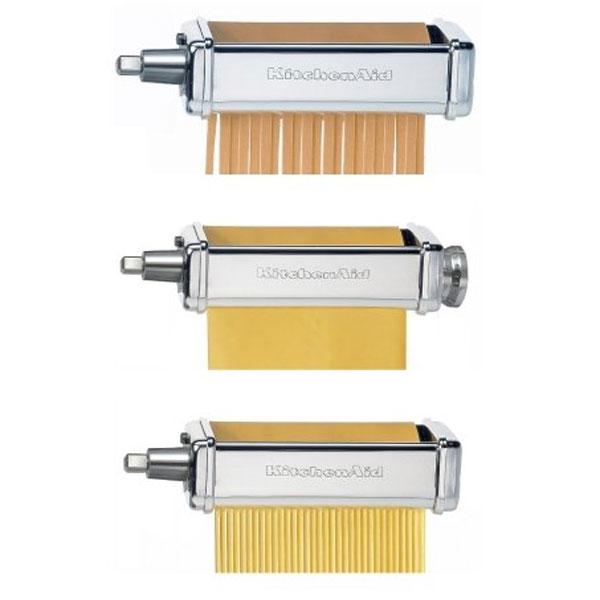 Kitchenaid 3 Piece Pasta Roller Buy Online Heathcote Appliances