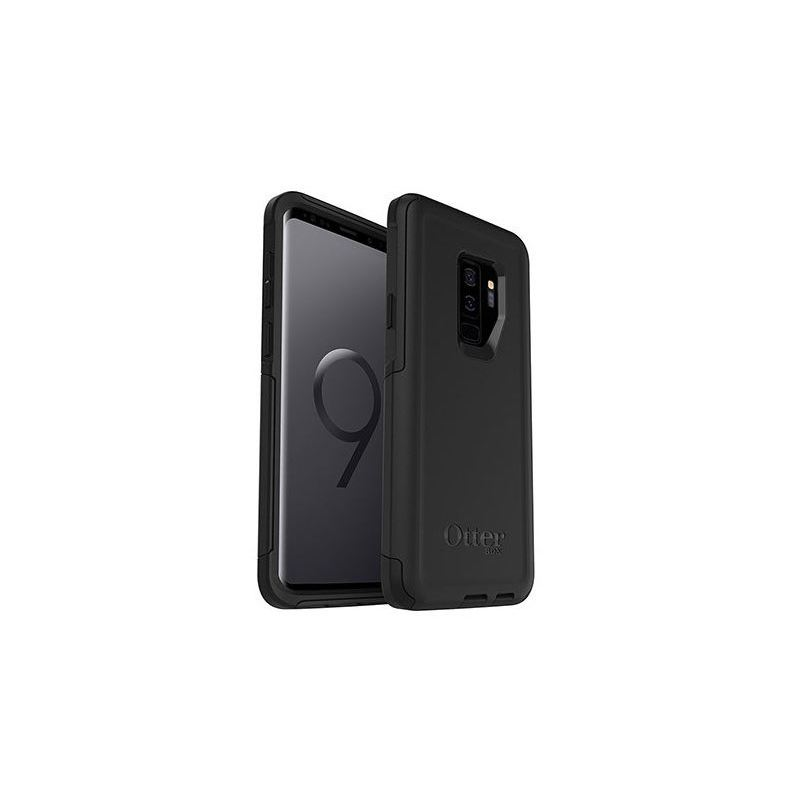 super popular b9d77 28acd OtterBox Galaxy S9+ Plus Commuter Case - Black