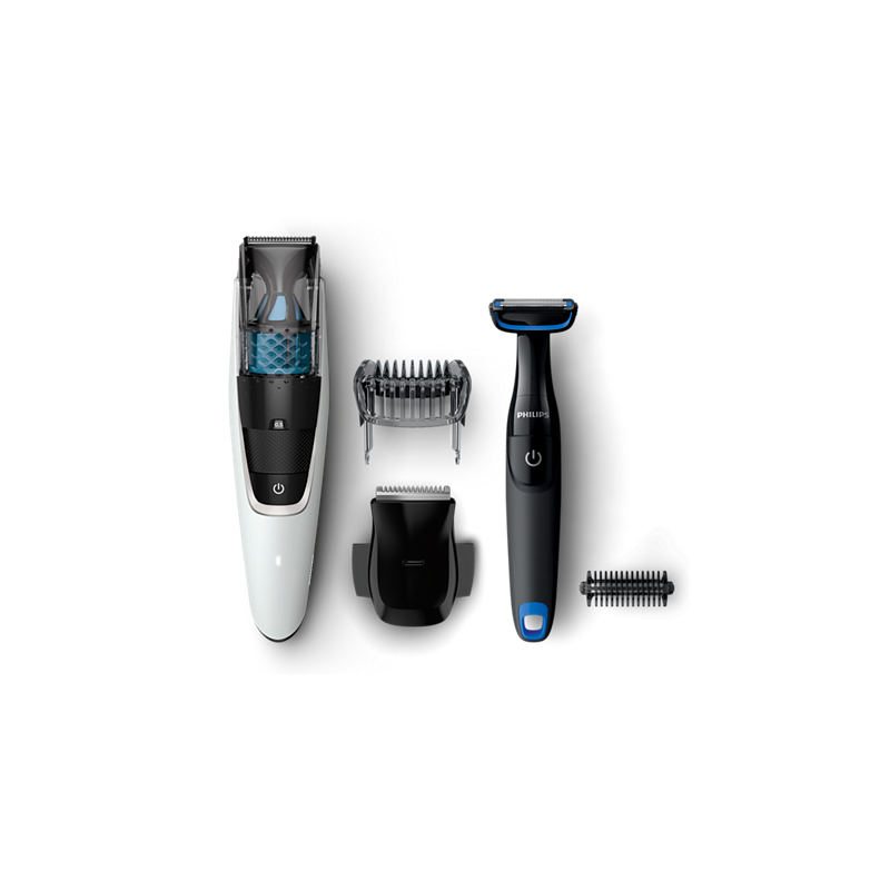 Philips Series 7000 Vacuum Beard Trimmer Buy Online Heathcote