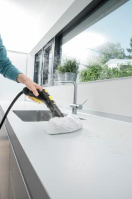 Karcher sc 3 easyfix premium steam cleaner buy online for Karcher pulitore a vapore sc 5