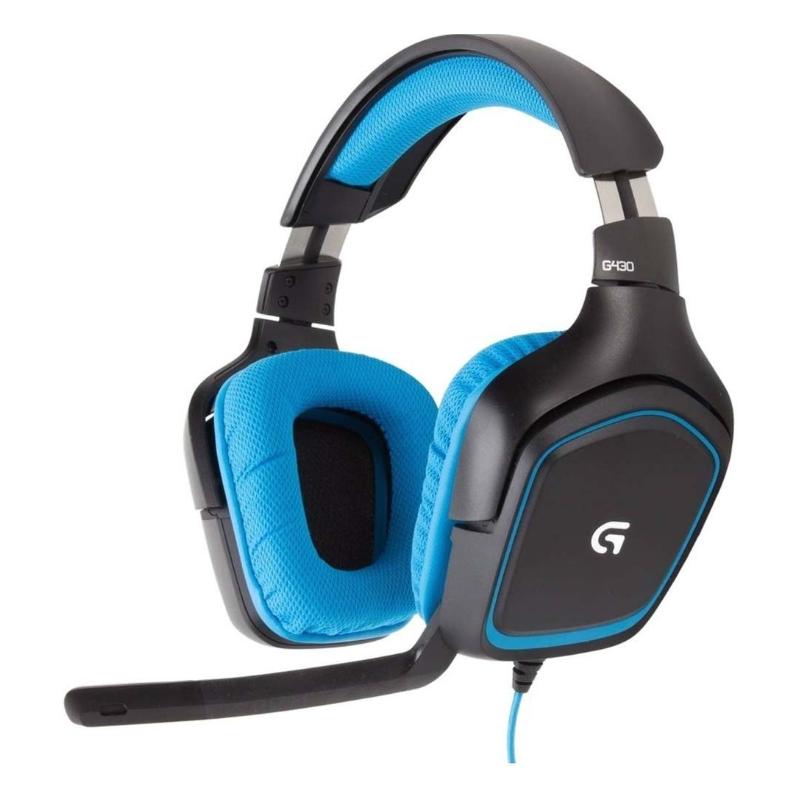 aba486f307f Logitech G430 7.1 Surround Gaming Headset - Buy Online - Heathcote ...