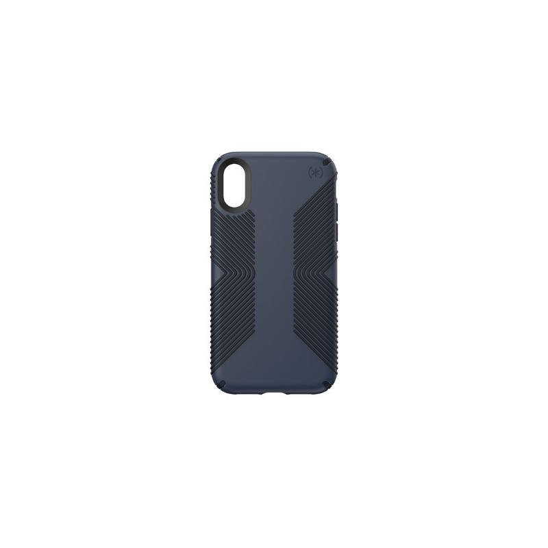 official photos 3dd02 34a1b Speck Presidio Grip iPhone XR Case Blue/Black