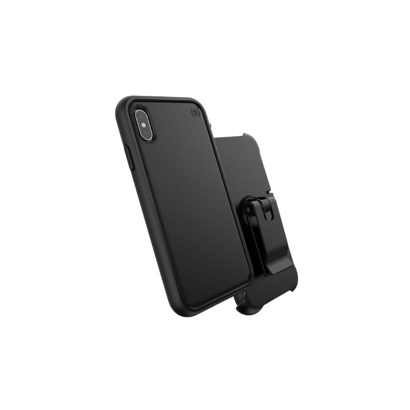 sale retailer 1843f b6d87 Speck iPhone XS Max Presidio ULTRA Case Black