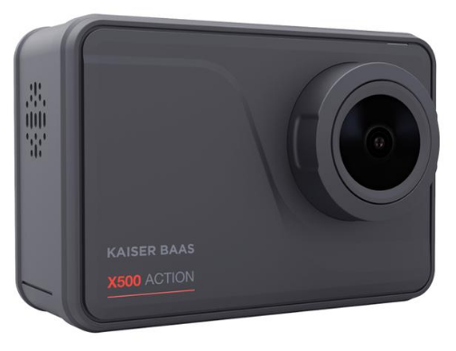 Kaiser Baas X500 4K 60FPS Action Camera