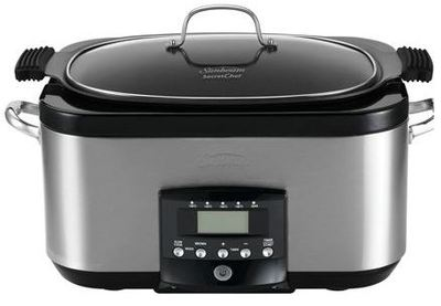 Sunbeam Slow Juicer Nz : Sunbeam SecretChef Electronic Sear and Slow Cooker 5.5L - Buy Online - Heathcote Appliances