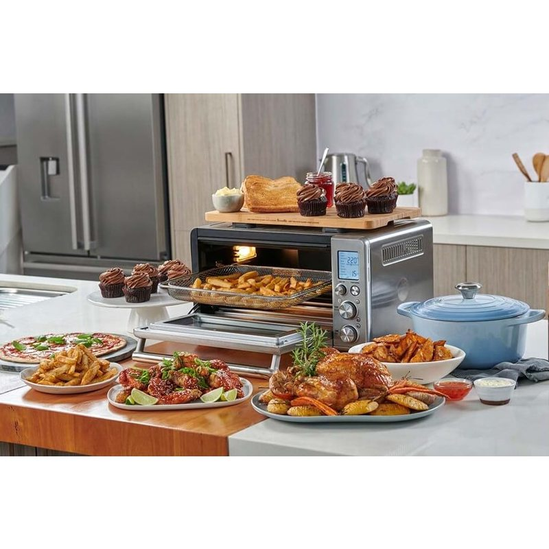 Breville The Smart Oven Air Buy Online Heathcote