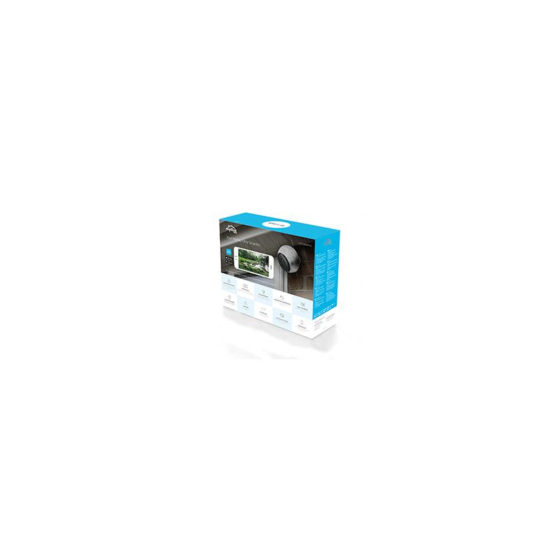 Dlink Dcs 2802kt Omna Wire Free Indoor Outdoor Camera Kit