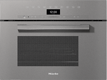 Miele Dgm7440 Steam Microwave Oven Graphic Grey