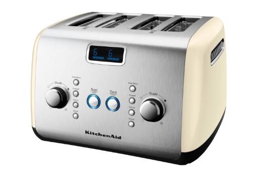 Kitchenaid 4 Slice Almond Cream Toaster %283%29