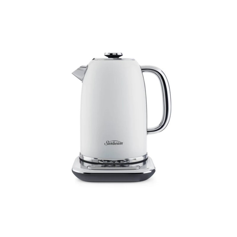 Sunbeam Alinea Select Collection 1 7l Kettle White Buy Online Heathcote Appliances