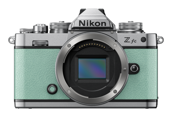 Image of Nikon Z FC Mint Green Body Only