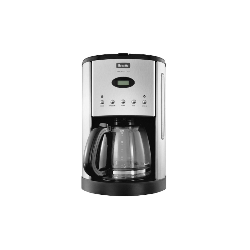 Breville Coffee Maker Buy Online Heathcote Appliances