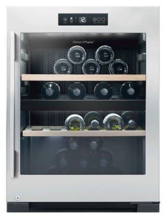 Fisher u0026 Paykel 50 Bottle Dual Zone Wine Cabinet : dual zone wine cabinet - Cheerinfomania.Com