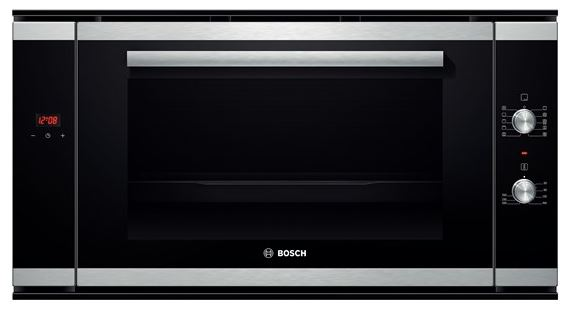 bosch 90 cm built in single oven buy online heathcote appliances. Black Bedroom Furniture Sets. Home Design Ideas