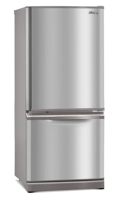 Mitsubishi 290l Single Door Fridge Stainless Steel Buy